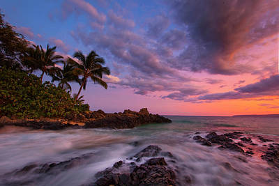 Photograph - Maui Magic by James Roemmling