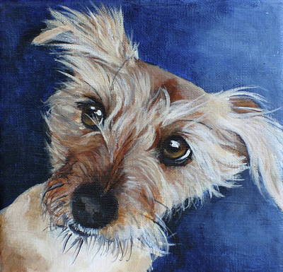 Painting - Max by Carol Russell