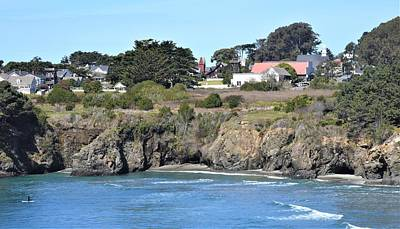 Photograph - Mendocino by Lisa Dunn