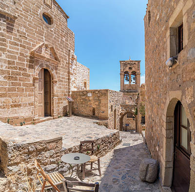 Photograph - Monemvasia - Greece by Stavros Argyropoulos