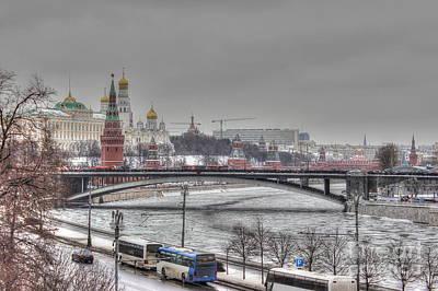 Pyrography - Moscow Russia by Yury Bashkin