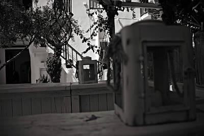 Photograph - Mykonos Greece by Cendrine Marrouat