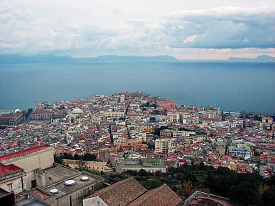 Photograph - Naples Italy by Brett Winn