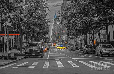 Photograph - New York City  by Roman Gomez