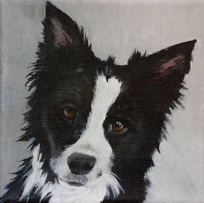 Painting - Oliver by Carol Russell