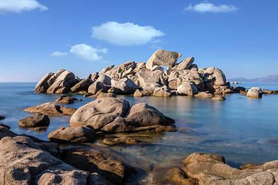 Porto Wall Art - Photograph - Palombaggia Beach - Corsica by Joana Kruse