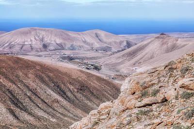 Parque Rural De Betancuria - Fuerteventura Art Print by Joana Kruse