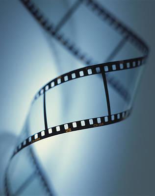 Movie Photograph - Photographic Film by Tek Image