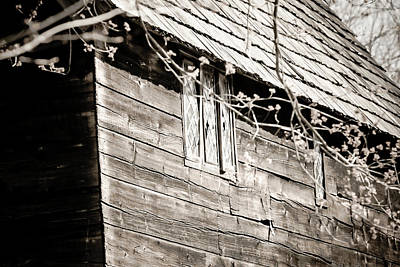 Photograph - Pioneer Village by Jeff Folger