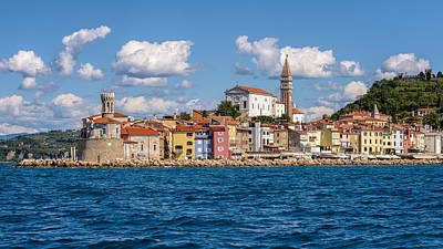 Photograph - Piran by Robert Krajnc