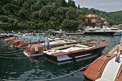 Photograph - Portofino by Steven Lapkin
