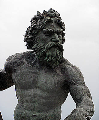 Photograph - Poseidon by Julia Stubbe