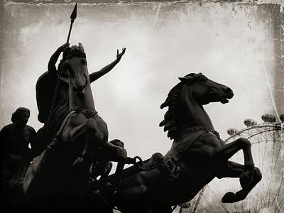 Photograph - England's Queen Boudica  by JAMART Photography