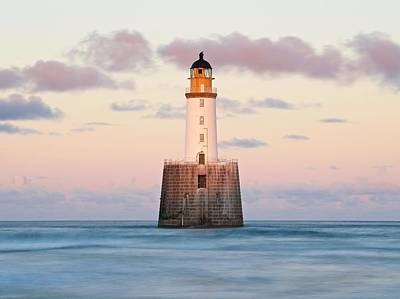 Photograph - Rattray Head Light House by Stephen Taylor