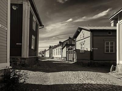 Photograph - Rauma Old Town by Jouko Lehto