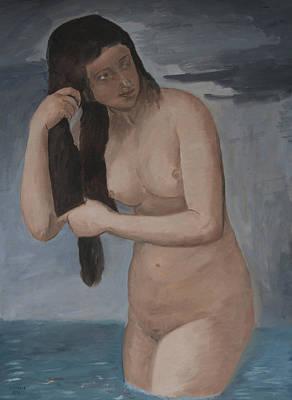 Painting - Reproduction by Masami Iida