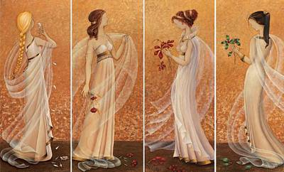 4 Seasons Original by Barbara Gerodimou