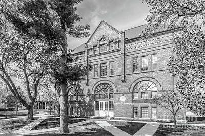 Photograph - Simpson College Wallace Hall by University Icons