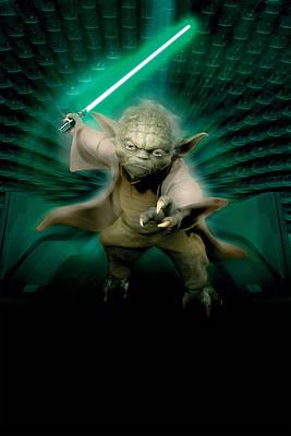 Star Alliance Digital Art - Star Wars Episode IIi - Revenge Of The Sith 2005 by Fine Artist