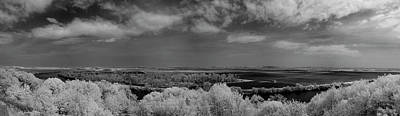 Photograph - 4 State Lookout by Brian Duram