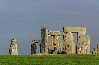 Photograph - Stonehenge In Wiltshire, England by Dutourdumonde Photography
