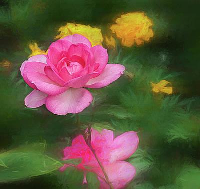 Photograph - Summer Flowers by Vladimir Kholostykh