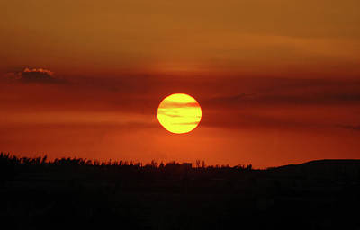 Photograph - 4- Sunset by Joseph Keane
