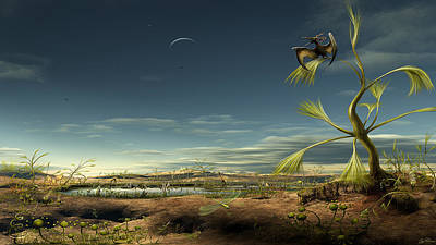 Surrealist Surreal                     Art Print