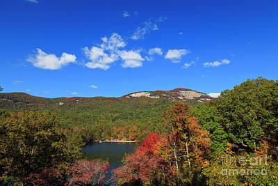 Photograph - Table Rock State Park by Jill Lang