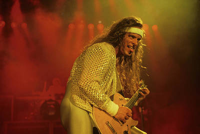 Photograph - Ted Nugent by Rich Fuscia
