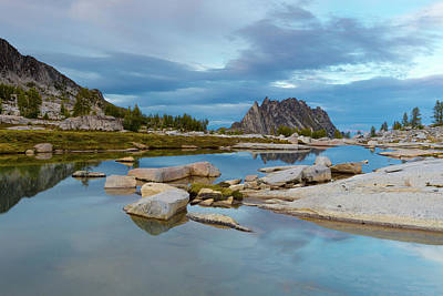 Photograph - The Enchantments by Evgeny Vasenev