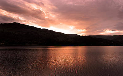 The Lake District Print by Martin Newman