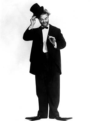 Publicity Shot Photograph - The Red Skelton Show, Red Skelton by Everett