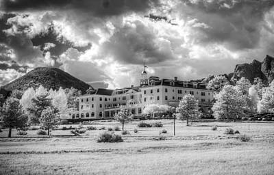 Photograph - The Stanley Hotel by G Wigler