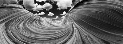 Photograph - The Wave by Aaron Kittredge