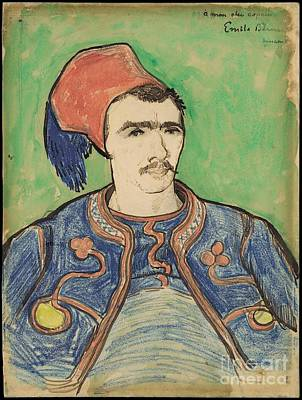 The Zouave Art Print by Celestial Images