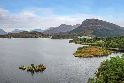 Torridon Wall Art - Photograph - Torridon - Scotland by Joana Kruse