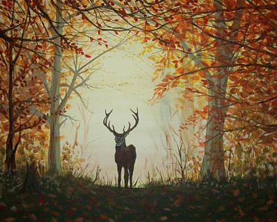 Untitled Art Print by Lori Ulatowski