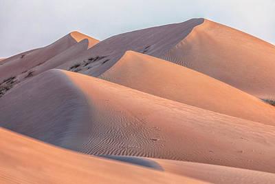 Wahiba Sands - Oman Art Print