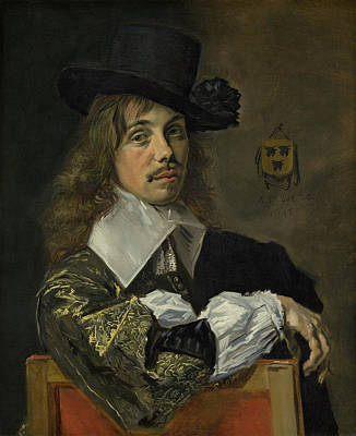 Painting - Willem Coymans by Frans Hals