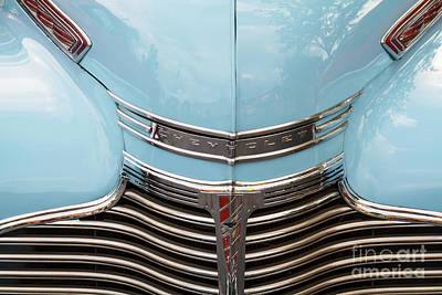 Photograph - '40 Chevy by Dennis Hedberg