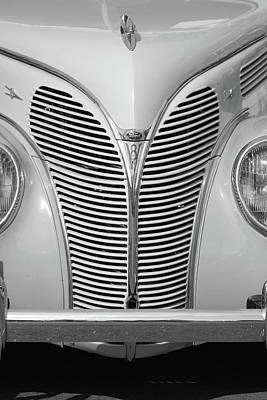 Photograph - 40 Ford by Trent Mallett