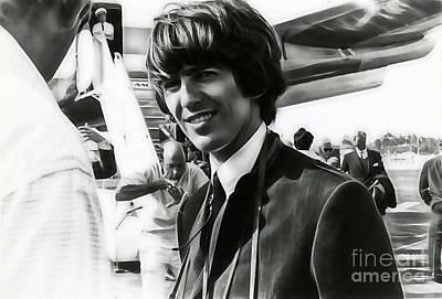George Harrison Collection Art Print