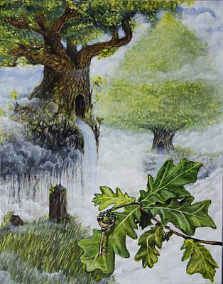 Painting - No Title  by Mariusz Zawadzki