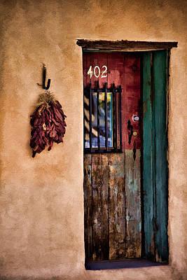 Photograph - 402 Santa Fe by Lana Trussell