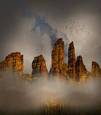 Photograph - 4070 by Peter Holme III