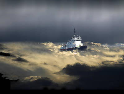 Photograph - 4074 by Peter Holme III