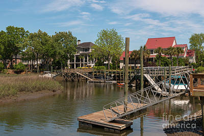 Photograph - Dockside Dreams by Dale Powell