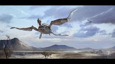 Diamondback Digital Art - Creature by Alice Kent