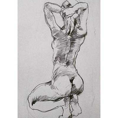 Figure Print by Naoki Suzuka